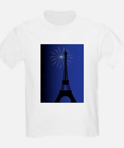 Paris Night T-Shirt