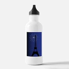 Paris Night Water Bottle