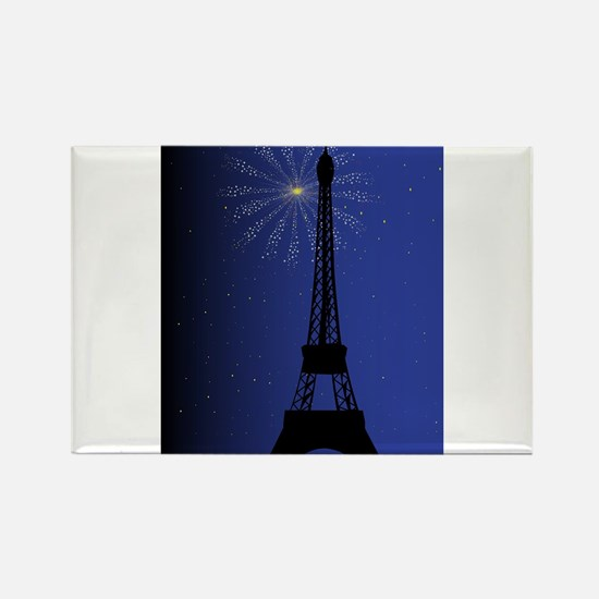 Paris Night Magnets