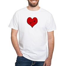 I heart Weightlifting Shirt