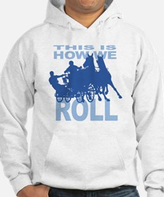 Funny Horses carriages Hoodie