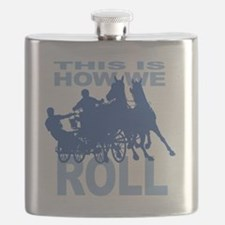 Horses carriages Flask