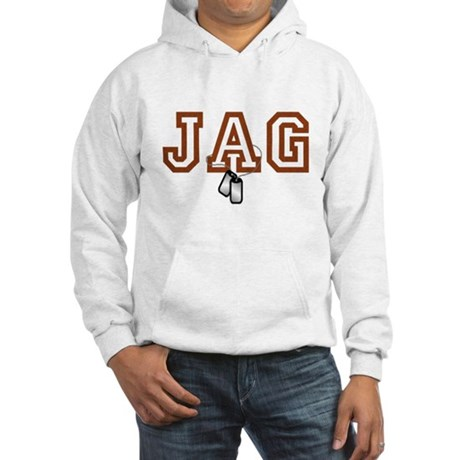 jag Hooded Sweatshirt