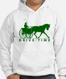 Drive Time - Carriage Driving Hoodie