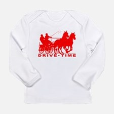 Drive Time - Pairs 2 Long Sleeve T-Shirt