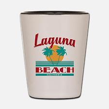 Unique Laguna beach Shot Glass