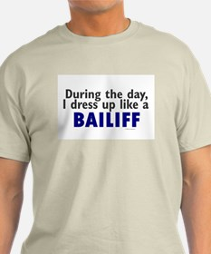 Dress Up Like A Bailiff T-Shirt