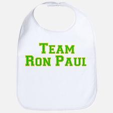 Team Ron Paul - Grn/Gold  Bib