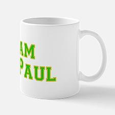 Team Ron Paul - Grn/Gold  Mug