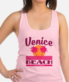 Cool Venice beach Racerback Tank Top