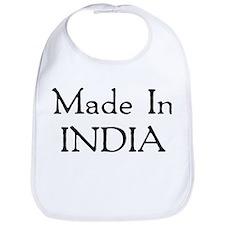 Made In India Bib