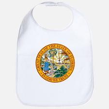 Florida State Seal Bib