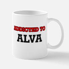 Addicted to Alva Mugs