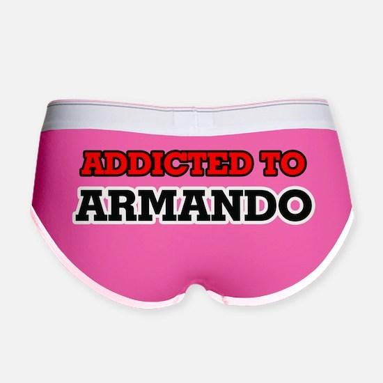 Cute Armando Women's Boy Brief
