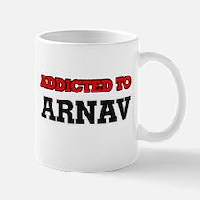 Addicted to Arnav Mugs