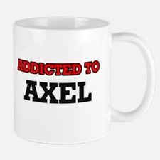 Addicted to Axel Mugs