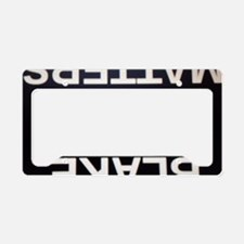 Cute Lively License Plate Holder
