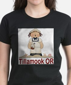 Tillamook Oregon T-Shirt