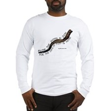 Blow The Trumpet In Zion Long Sleeve T-Shirt