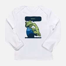 Rosie the Ribbiter Long Sleeve T-Shirt