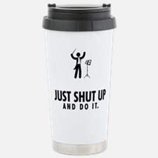 Unique Music artists Travel Mug