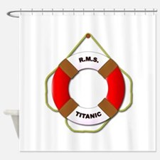 Titanic Shower Curtain