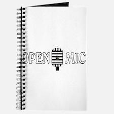 Open Mic Night Journal