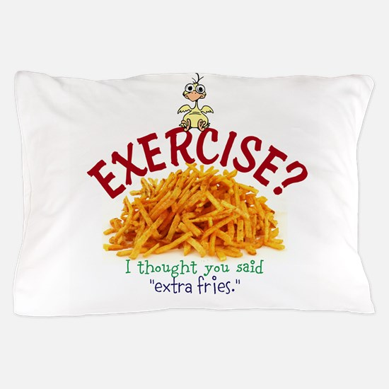 Exercise Pillow Case