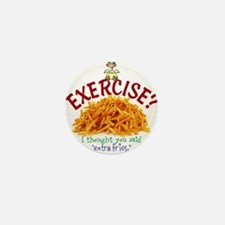 Exercise Mini Button (100 pack)