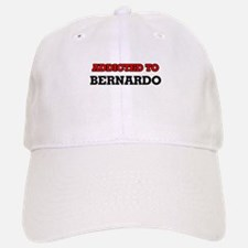 Addicted to Bernardo Baseball Baseball Cap