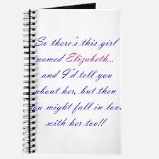 Girl Named Elizabeth Journal