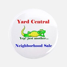 "'Yard Sale Central' 3.5"" Button"