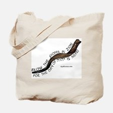 Blow The Shofar In Zion Tote Bag