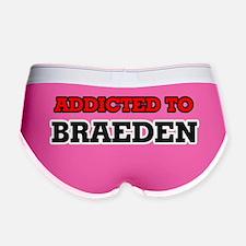 Cute Braeden Women's Boy Brief