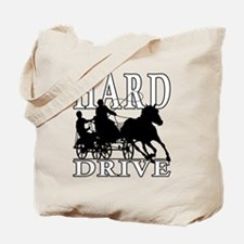 Hard Drive - Carriage Driving Tote Bag