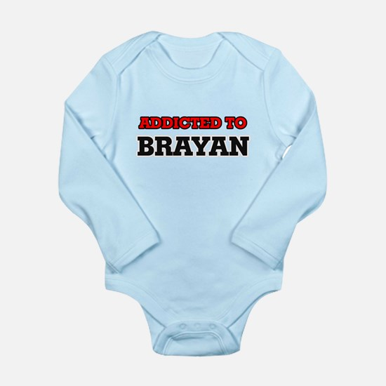 Addicted to Brayan Body Suit
