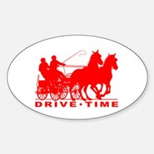 Drive Time - Pairs 2 Decal
