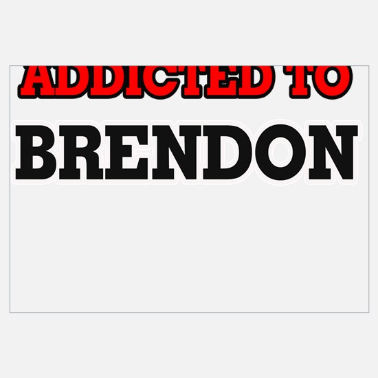 Funny Brendon Wall Art