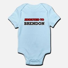 Addicted to Brendon Body Suit