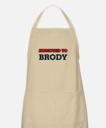 Addicted to Brody Apron