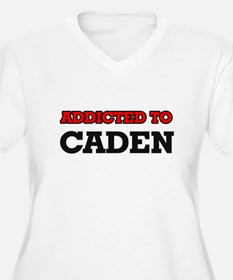 Addicted to Caden Plus Size T-Shirt