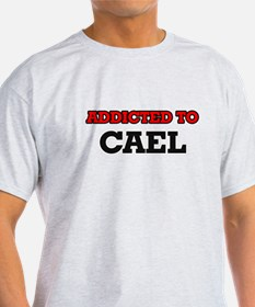 Addicted to Cael T-Shirt
