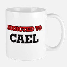 Addicted to Cael Mugs