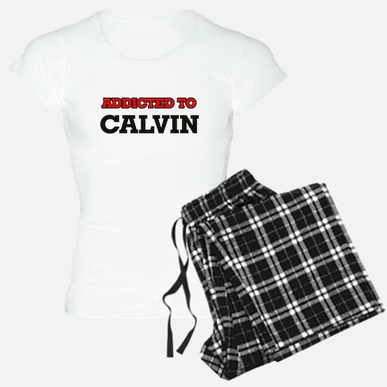 Addicted to Calvin pajamas