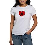 I heart DJ Women's T-Shirt