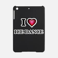 I Love Ice Dance iPad Mini Case