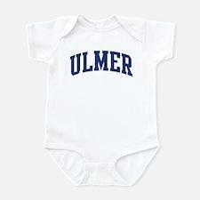 ULMER design (blue) Infant Bodysuit