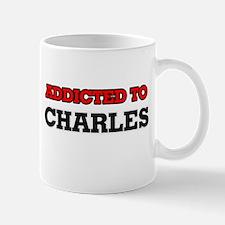 Addicted to Charles Mugs