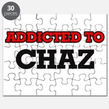 Addicted to Chaz Puzzle