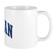 TILGHMAN design (blue) Mug